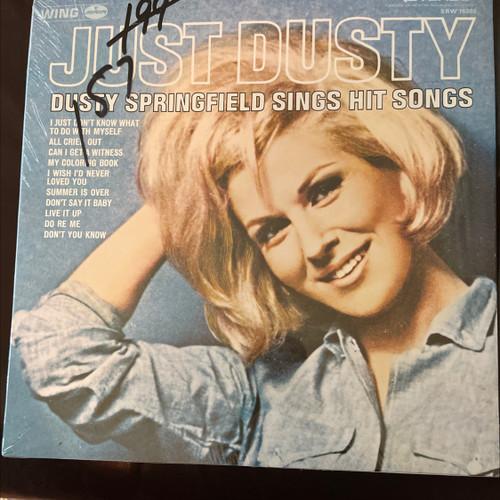 Dusty Springfield - Just Dusty ( Mint vinyl in original shrink)