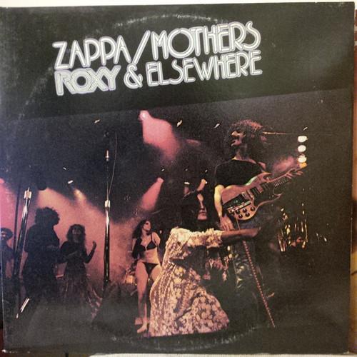 Zappa/Mothers - Roxy & Elsewhere