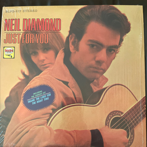 Neil Diamond - Just For You (Ist press in Shrink - mint unplayed vinyl )