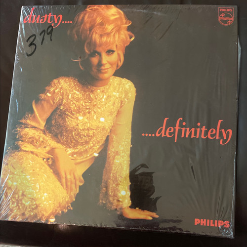 Dusty Springfield - Dusty  ... Definitely ( Original pressing in mint cover with shrink, vinyl is Mint unplayed)