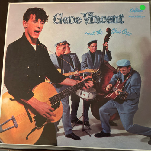 Gene  Vincent and the Blue Caps (NM/NM)