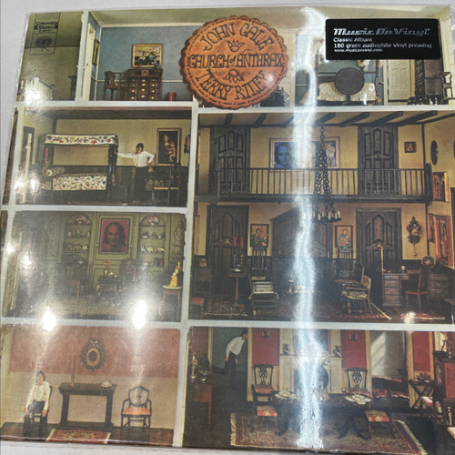 John Cale / Terry Riley - Church of Anthrax