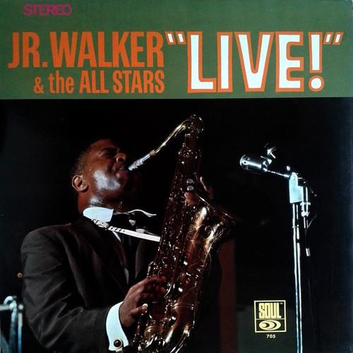 "Junior Walker & The All Stars - Jr. Walker & The All Stars ""Live"