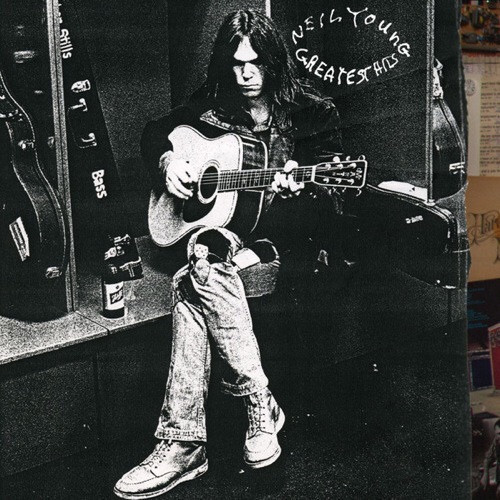 """Neil Young - Greatest Hits (2LP + 7"""" Single)"""