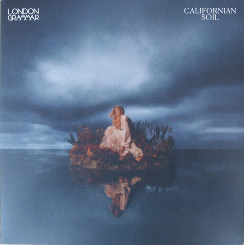 London Grammar - Californian Soil (Transparent Blue Vinyl)