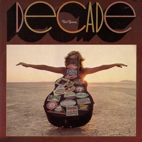 Neil Young - Decade ( 3 LPs in NM condition)