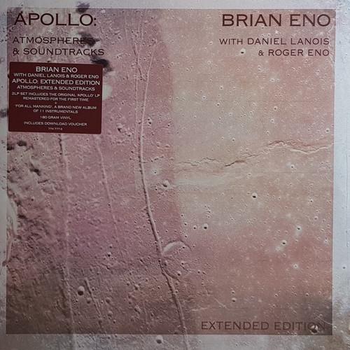Brian Eno - Apollo: Atmospheres & Soundtracks (Extended Edition) ( NM copy)