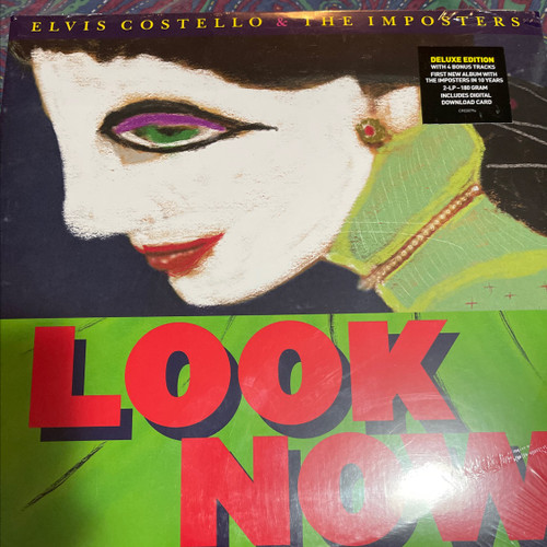 Elvis Costello and the Imposters Look Now