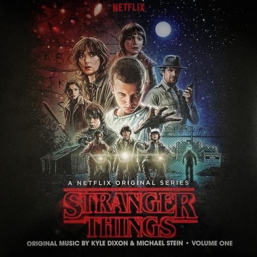 Kyle Dixon (2) - Stranger Things - Volume One (A Netflix Original Series)