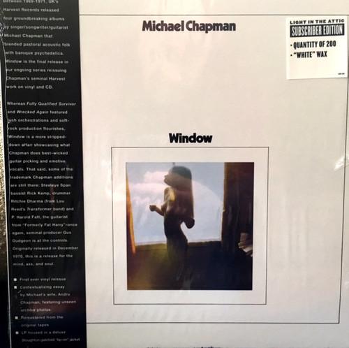Michael Chapman - Window (Light in the Attic)