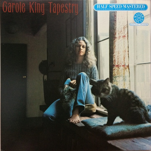 Carole King - Tapestry (CBS Half-Speed Mastered - See Description)
