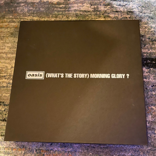 Oasis - (What's The Story) Morning Glory Deluxe Box
