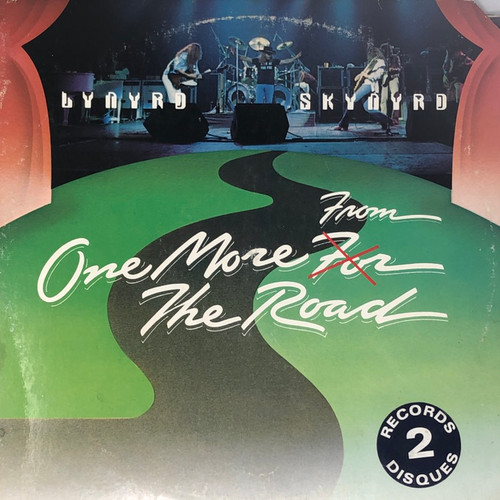 Lynyrd Skynyrd - One More From The Road (2LP)
