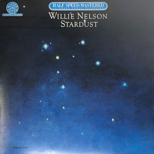 Willie Nelson - Stardust (CBS Half-Speed Master)