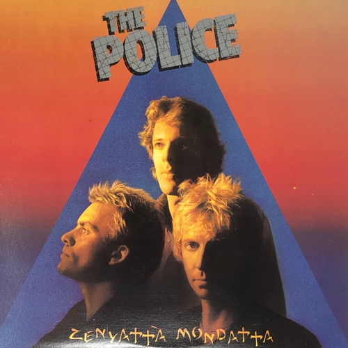 The Police - Zenyata Mondatta (VG+)