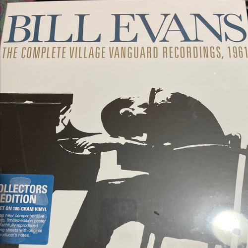 Bill Evans - The Complete Village Vanguard Recordings 1961 (Boxset)