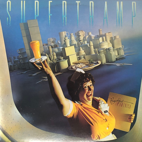 Supertramp - Breakfast in America (Canadian Press)