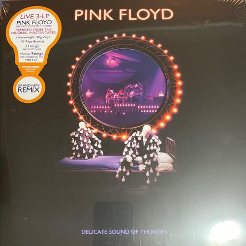 Pink Floyd - Delicate Sound of Thunder (3 LP Boxset)