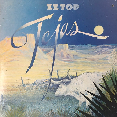 ZZ Top - Tejas (Tri-fold Pressing)