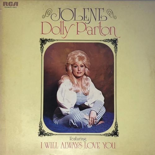 Dolly Parton - Jolene (UK Pressing VG+)