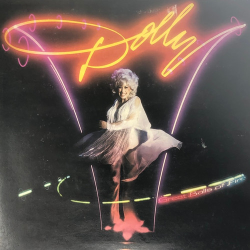 Dolly Parton - Great Balls of Fire (UK Pressing VG+)
