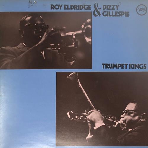 Roy Eldridge / Dizzy Gillespie - Trumpet Kings (Verve 2LP UK Issue)