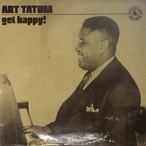 Art Tatum - Get Happy! (UK Pressing - See description)