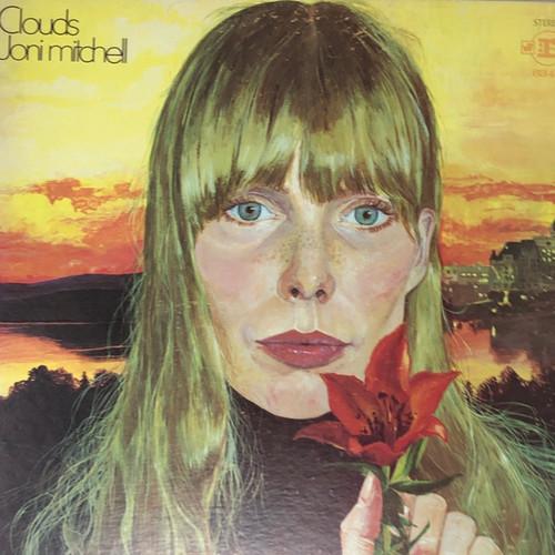 Joni Mitchell - Clouds (Early Canadian Press)