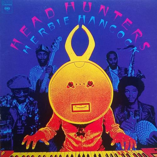 Herbie Hancock - Head Hunters (cover wear but vinyl is NM)