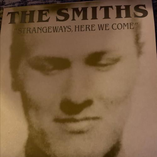 The Smiths - Strangeways, Here We Come (1st UK)