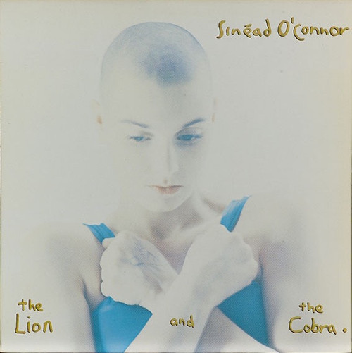 Sinéad O'Connor - The Lion And The Cobra (Canadian Promo Stamp)