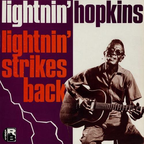 Lightnin' Hopkins - Lightnin' Strikes Back (UK Pressing)