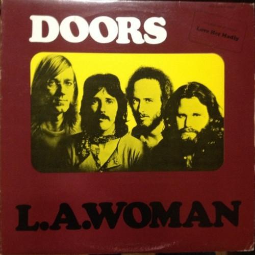 The Doors - L.A. Woman (1980 pressing)