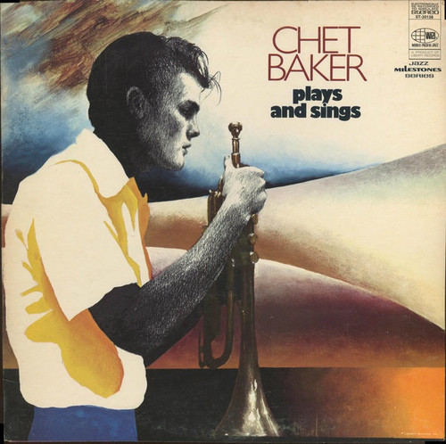 Chet Baker - Plays And Sings (1968 USA pressing)