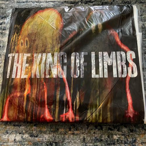 Radiohead - King of Limbs (Newspaper Edition)