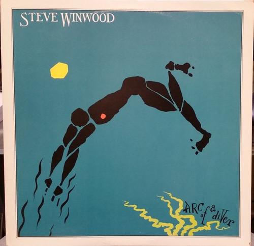 Steve Winwood - Arc Of A Diver