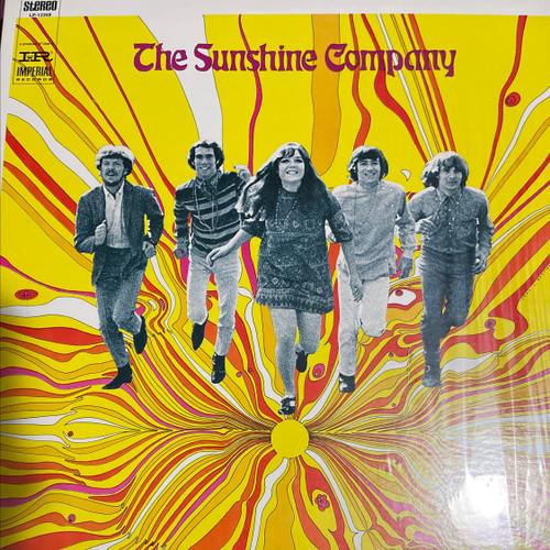 The Sunshine Company - The Sunshine Company (stone cold mint copy)