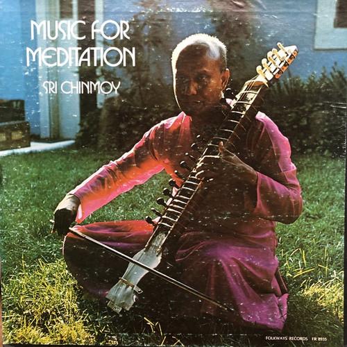 Sri Chinmoy - Music For Meditation