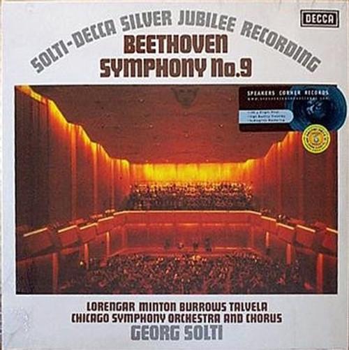 Ludwig van Beethoven - Symphony No. 9 ( Speakers Corner)