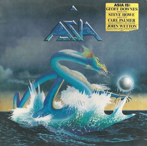 Asia - Asia ( Dutch Pressing)