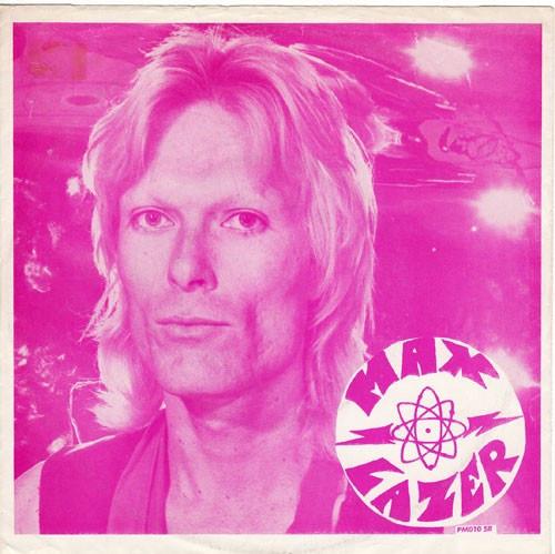 Max Lazer - Saints Of Rock N' Roll