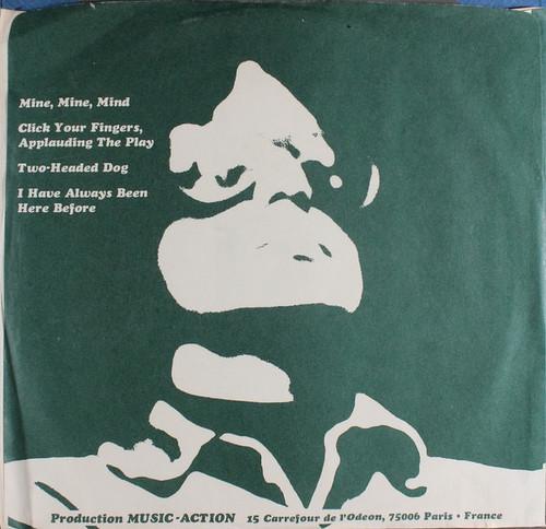 Roky Erickson - Mine, Mine, Mind ( Rare original on Sponge)