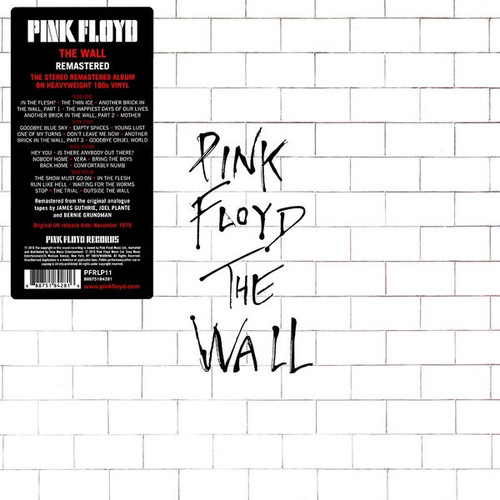 Pink Floyd - The Wall (2016 Reissue)