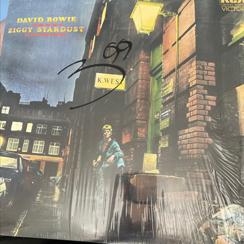 David Bowie - The Rise And Fall Of Ziggy Stardust And The Spiders From Mars (Clean Reissue)