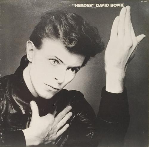 "David Bowie - ""Heroes"" (Original 1977 NM copy)"