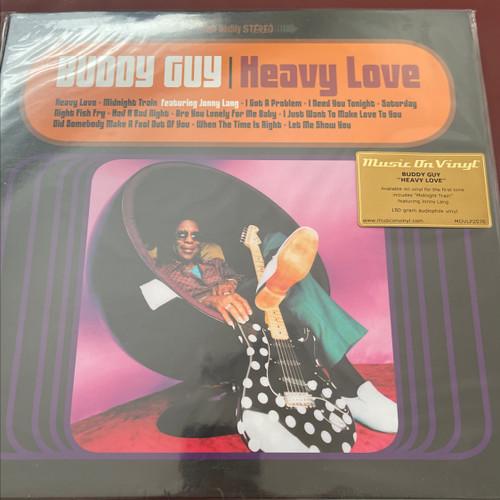 Buddy Guy - Heavy Love (2 LP MOV)