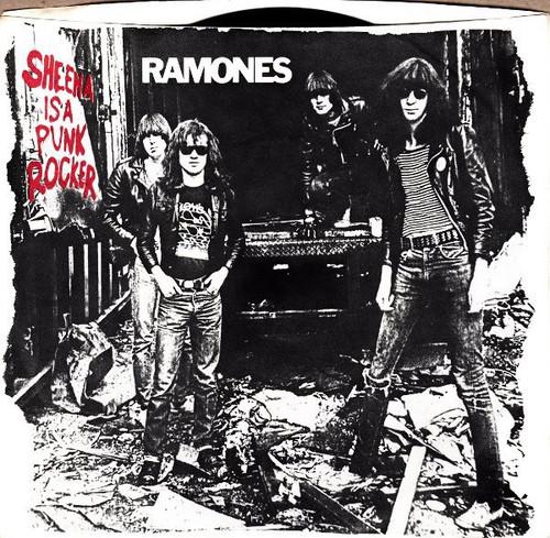 Ramones - Sheena Is A Punk Rocker (1st US 1977)