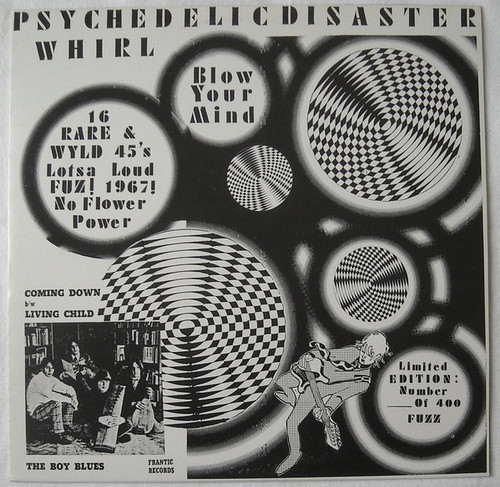 Various - Psychedelic Disaster Whirl