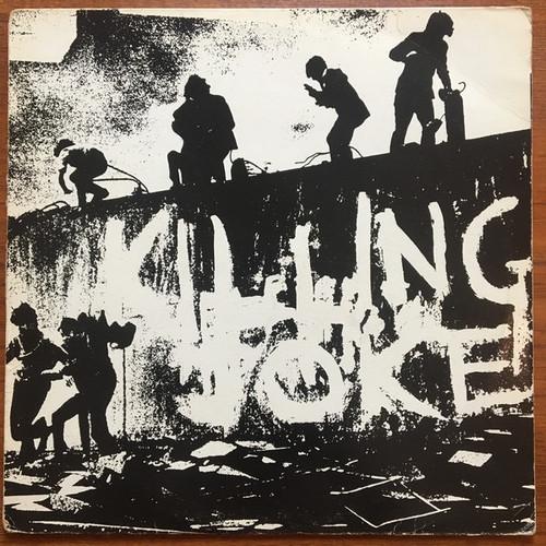 Killing Joke - Killing Joke (VG+/NM 1980 Editions EG)