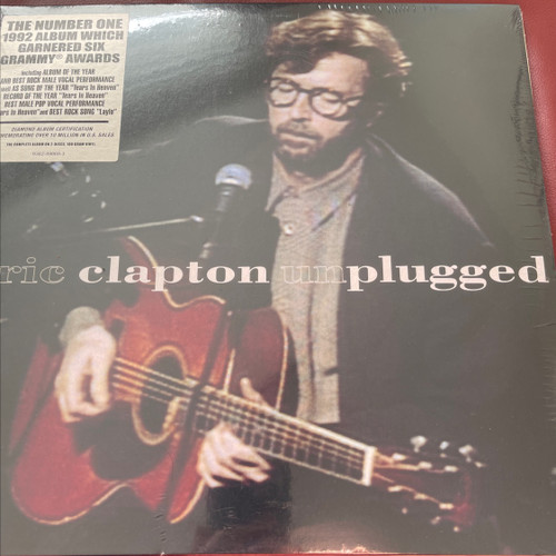 Eric Clapton - Unplugged (Reissue)